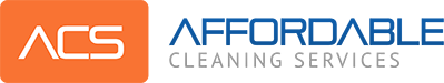Affordable Cleaning Logo